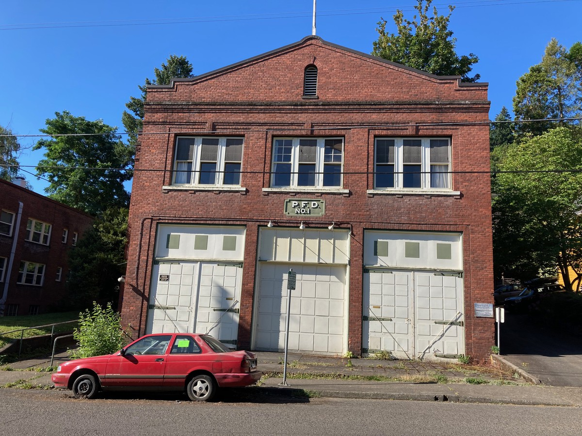 PFD No. 1 Firehouse
